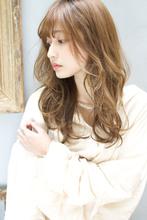 お手入れ簡単パーマ☆小顔カット【y−335】|ALICe by afloat 松盛 友美子のヘアスタイル
