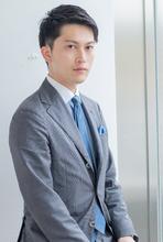 爽やかビジネスショート :o290|ALICe by afloatのヘアスタイル
