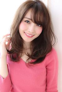 小顔デジタルパーマセミディ【H-593】