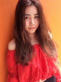 ベリーピンク♡大人ロング【y−356】