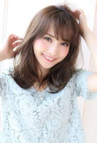 大人の夏髪スタイル【H-604】