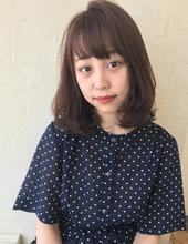 ツヤ髪 大人ミディ|ALICe by afloatのヘアスタイル