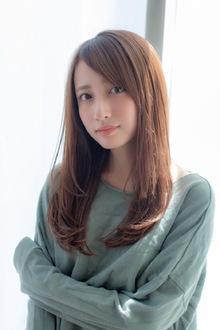 大人ワンカール【シトラスグレージュ】U-199|ALICe by afloatのヘアスタイル