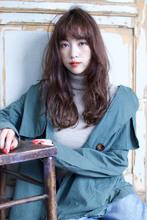 ニュアンスパーマ 大人ロング【y−400】|ALICe by afloat 松盛 友美子のヘアスタイル