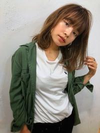 大人カジュアルなワンカール【N-116】