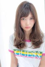 大人とろみセミディ【ガレットベージュ】U-204|ALICe by afloatのヘアスタイル