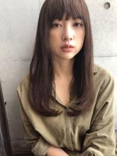 秋色きれいな大人の艶髪【y−405】|ALICe by afloatのヘアスタイル