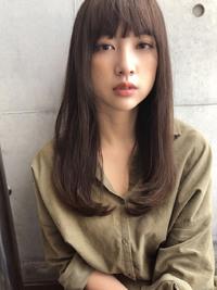 秋色きれいな大人の艶髪【y−405】