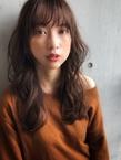 秋の暖色カラーできれいなツヤ髪に【y−411】