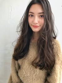 女性らしく☆ニュアンスふわパーマ【N-135】