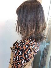 切りっぱなしに飽きたらネオウルフ☆【y−439】|ALICe by afloatのヘアスタイル