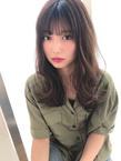 女子アナ風ひし形セミディ【シナモンブランジュ】U-228