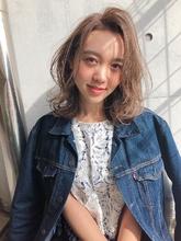 デジタルパーマ  大人春ボブ【yー444】|ALICe by afloatのヘアスタイル