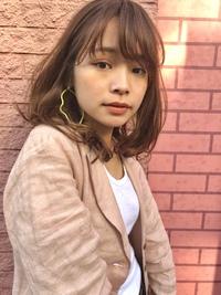 フェミニン春髪レイヤー シアーベージュ【N-161】