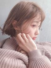 人気のN.カラー フォギーベージュ【yー454】|ALICe by afloat 松盛 友美子のヘアスタイル