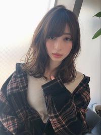 女子アナ風ラフセミディ【シナモンブランジュ】U-247