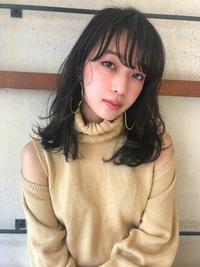 アンニュイモテヘア ニュアンスカール【N-175】