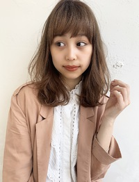 大人ニュアンスゆるパーマM276