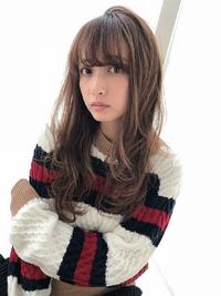 女子アナ風カジュアルセミディ【シナモンブランジュ】U-253