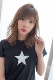 女子アナ風ラフセミディ【シナモンブランジュ】U-261