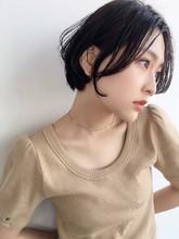 大人可愛いショートボブ 10|ALICe by afloat 鎌倉 彩のヘアスタイル