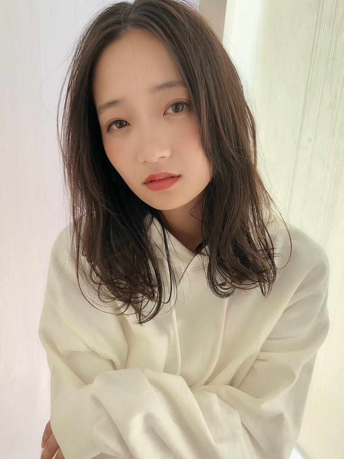 女子アナ風ラフセミディ【シナモンブランジュ】U-267