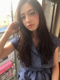 女子アナ風ラフセミディ【シナモンブランジュ】U-271