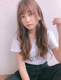 ウェーブロング デジタルパーマ【yー500】
