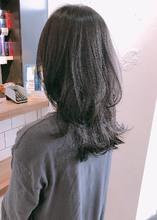 ウルフレイヤー セミロング【yー503】|ALICe by afloatのヘアスタイル