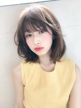 フェミニンリバースパーマA814|ALICe by afloat 浅井 剛史のヘアスタイル