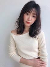 ゆるふわミックスパーマ【K_29】|ALICe by afloat 野坂 京のヘアスタイル