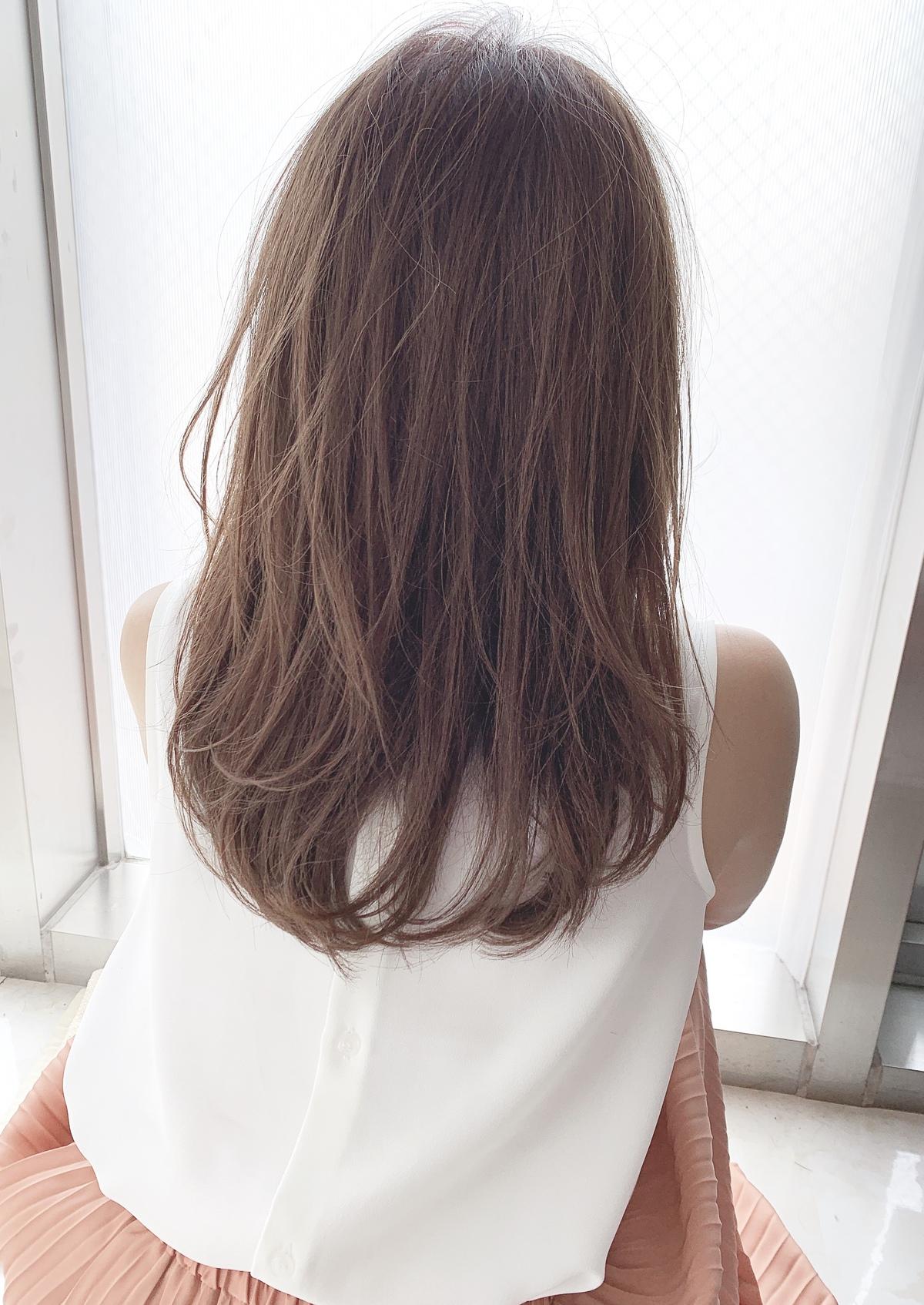 レイヤーカットヘア【H-729】