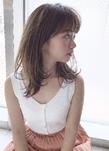 くびレイヤーミディアムヘア【H-730】