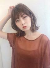 こなれ感くびれボブ【K_31】|ALICe by afloat 野坂 京のヘアスタイル