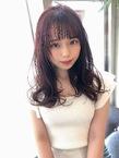 女子アナ風ラフセミディ【シナモンブランジュ】U-296