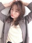 秋髪ベイクドカラー ウルフレイヤー【y−511】