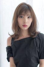 女子アナセミディ【艶ブランジュ】U-301 ALICe by afloat 上田 ヒロツグのヘアスタイル
