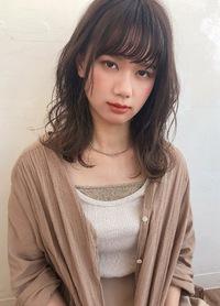 ほつれウェーブミックスパーマ【K_40】