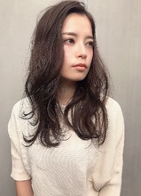 N.カラー ビターショコラカラー【T47】|ALICe by afloatのヘアスタイル