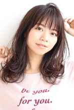 アクティブなハネ感が可愛いシネマガール風スタイル☆|ALICe by afloatのヘアスタイル