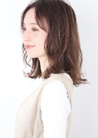 大人モテくびれレイヤーボブミディ48