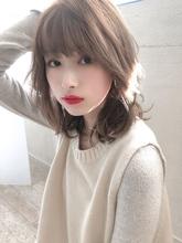 30代からのデジタルパーマ ALICe by afloat 浅井 剛史のヘアスタイル