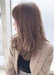 マロンベージュカラーヘア【H-756】