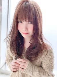 ワンカールパーマヘア【H-766】