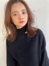 外ハネくびれヘア【T77】 ALICe by afloat 高野 綾奈のヘアスタイル
