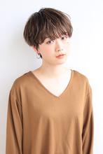 優しい丸みが女性らしさを奏でるセミウェットマッシュ|ALICe by afloat AKIHIROのヘアスタイル