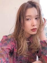 巻かなくて可愛い デジタルパーマ 【y−567】|ALICe by afloatのヘアスタイル