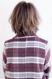 デジタルパーマミックスカール柔らかショート AKI-589