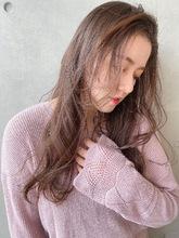 大きめゆるふわパーマ|ALICe by afloat 高野 綾菜のヘアスタイル