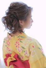 アレンジスタイル|allys hair aoyama HARUCAのヘアスタイル